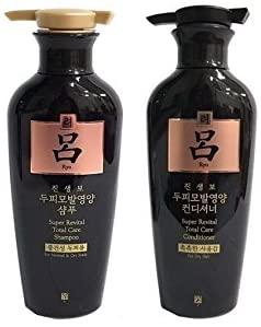 Ryeo Ginsengbo Shampoo for anti-aging