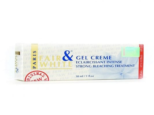 Fair and White Original Whitening Gel Cream (30mL/1oz)