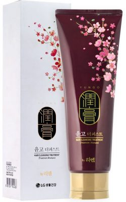 LG Reen Yungo Hair Cleansing Treatment Shampoo