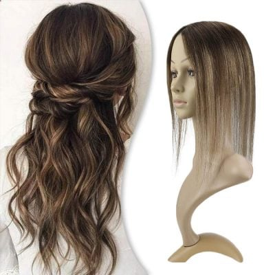 YoungSee Mono-Based Hair Topper
