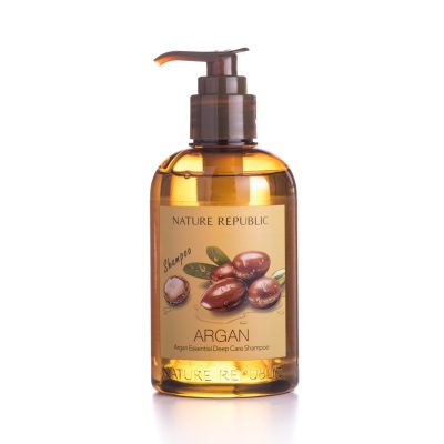Nature Republic Argan Shampoo