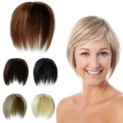 YAYAFAIRY Pixie Hairstyle Hair Toppers