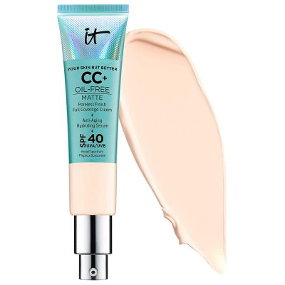 It Cosmetics Your Skin But Better Oil-Free CC Cream