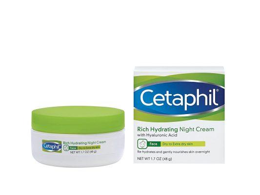 Cetaphil Rich Hydrating Night Cream