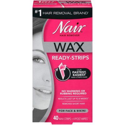 Nair Hair Wax Remover for Face & Bikini