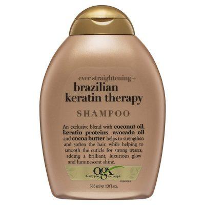 Ogx Ever Straightening Brazilian Keratin Therapy
