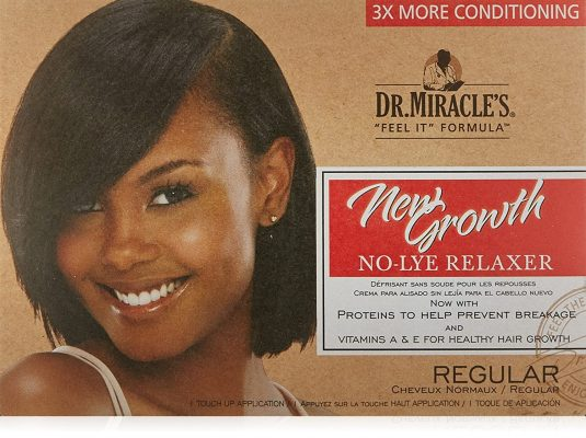 Dr. Miracle's New Growth Thermaceutical