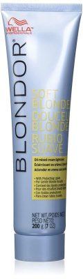 Wella Blondor Soft Blonde Cream Lightener