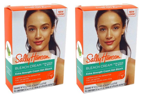 Sally Hansen Creme Bleach Extra Strength Face & Body