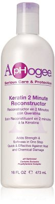 ApHogee Intensive 2 Minute Keratin Reconstructor