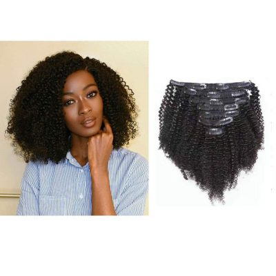 Caliee Kinky-Curly-Afro Extensions
