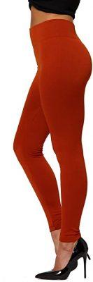 Conceited Premium Fleece-Lined Leggings