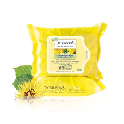 Dickinson's Refreshingly Clean Cleansing Cloths