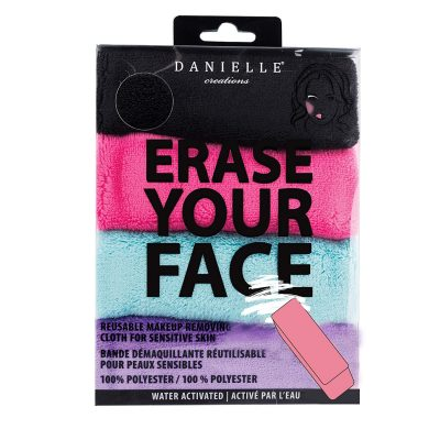 Erase Your Face Makeup Removing Cloths by Danielle