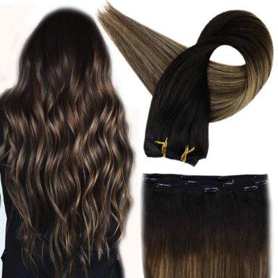Fullshine Clip-In Hair Extensions