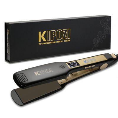 Kipozi Titanium Flat Iron