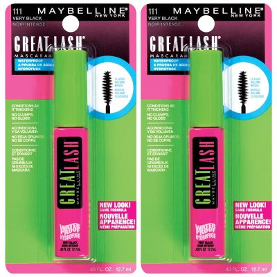 Maybelline New York Great Lash Waterproof Mascara