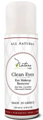 Nature Lush Makeup Remover
