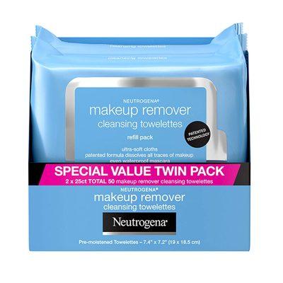 Neutrogena Makeup Remover Face Wipes