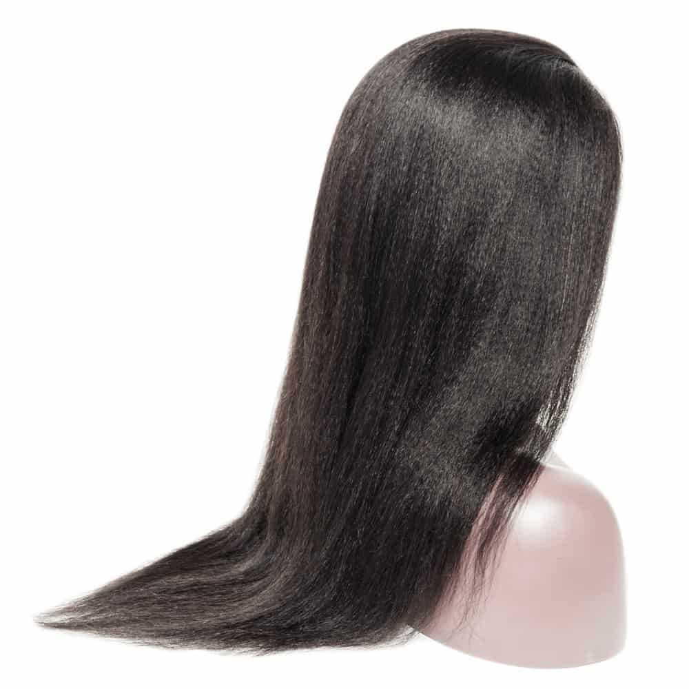 Straight Yaki Black Hair Extensions