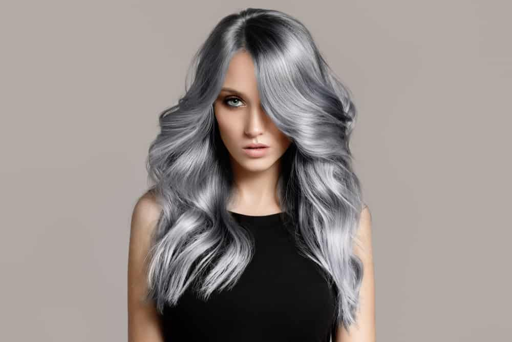 How To Dye Hair Grey Without Bleach 4 Proven Methods