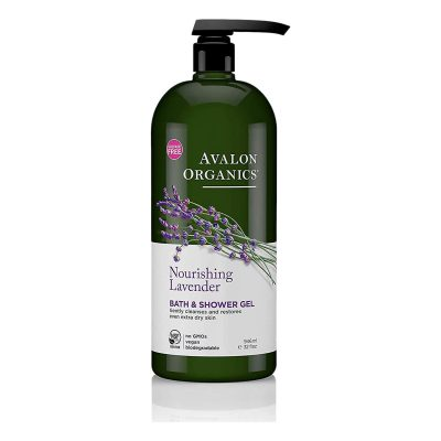 Avalon Organics Bath & Shower Gel
