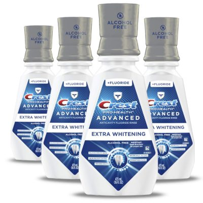 Crest ProHealth Advanced Mouthwash with Extra Whitening