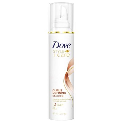Dove Style + Care Mousse