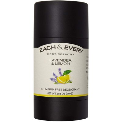 Each & Every Natural Aluminum-Free Deodorant