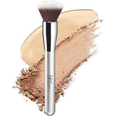 IT Brushes For ULTA Airbrush Blurring Kabuki Brush