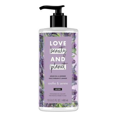 Love Beauty & Planet Body Lotion Argan Oil & Lavender