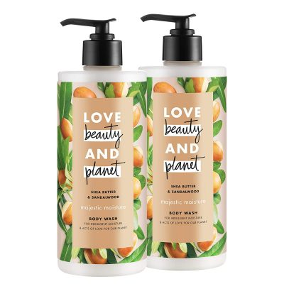 Love Beauty and Planet Majestic Moisture