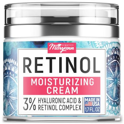 MARYANN Anti Aging Retinol Moisturizer Cream