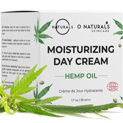 O Naturals Moisturizing Day Cream