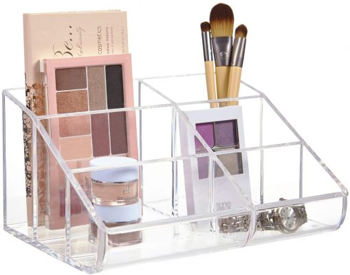 STORi Clear Makeup Organizer