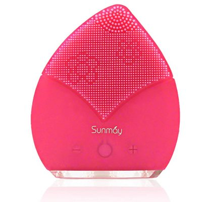 Sunmay Leaf Sonic Facial Cleansing Brush
