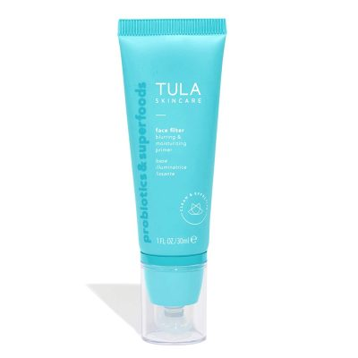 TULA Skincare Face Filter Blurring & Moisturizing Primer
