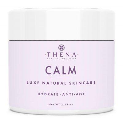 Thena Calm Organic Facial Moisturizer