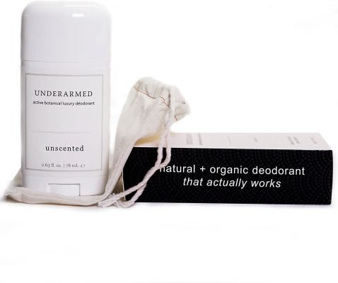 Underarmed Unscented Deodorant Stick