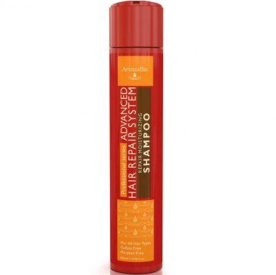 Arvazallia Advanced Hair Repair Moisturizing Shampoo