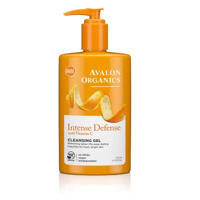 Avalon Organics Intense Defense Cleansing Gel