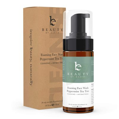 Beauty by Earth Organic Face Wash