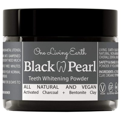 Black Pearl Activated Charcoal