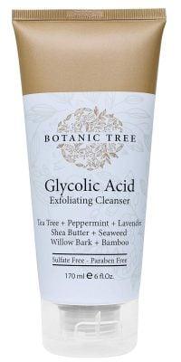 Botanic Tree Glycolic Acid Exfoliating Cleanser