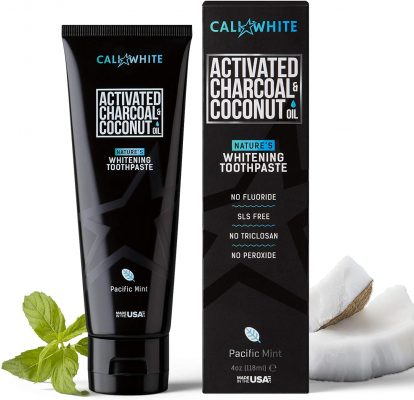 Cali White Activated Charcoal