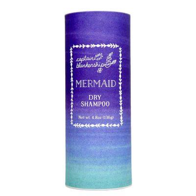 Captain Blanketship Mermaid Dry Shampoo Powder