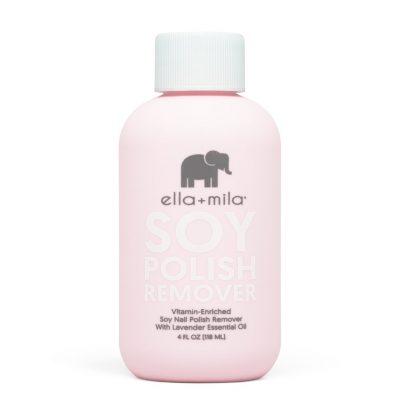 Ella+Mila Soy Nail Polish Remover