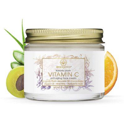 EraOrganics Vitamin-C Face Moisturizer & Eye Cream