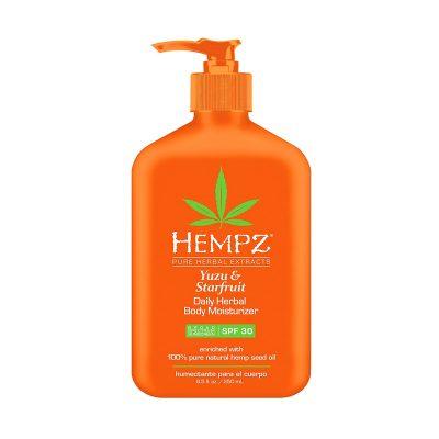 Hempz Yuzu & Starfruit Daily Herbal Body Moisturizer