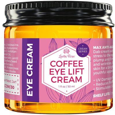 Leven Rose Coffee Eye Lift Cream